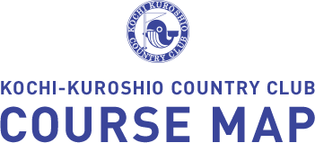 Kochi-Kuroshio Country Club Course Map